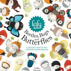 LalyLala - Beetles, bugs and butterflies (EN)