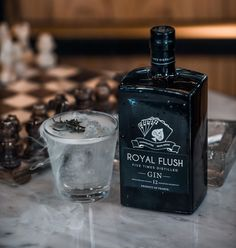 "Royal Flush Gin on Instagram: ""The start of a new legacy #royalflushgin"" Jack Daniels Whiskey, Gin, Whiskey Bottle, Drinks, Instagram, Drinking, Beverages, Drink, Jeans"