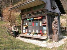Apiary Bienenhaus - Hľadať Googlom