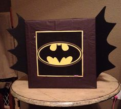 Elegant Batman Valentines Day Box