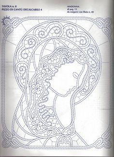 Album Archive - Web Pics and Patterns Bobbin Lace Patterns, Embroidery Patterns, Stitch Patterns, Form Crochet, Crochet Lace, Madonna, Web Pics, Romanian Lace, Point Lace