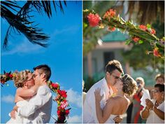 Blogged on www.everythingweddingsandmore.net Intimate Beach Destination Wedding in Belize by Anda Photography