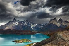 Torres del Paine National Park. Incredible