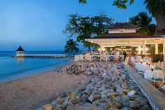 The Cedar Bar at the Half Moon resort in Montego Bay. Click through to read Jamaica, Beyond The Beach as featured in the New York Times.  Photo by Robert Rausch for The New York Times.