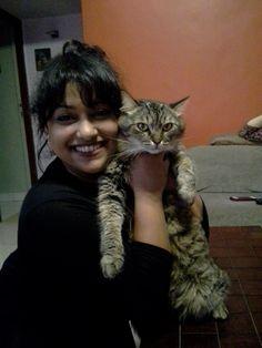 Kavita & Mr. Smallz!