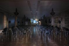 Interior del Salón Panorámico