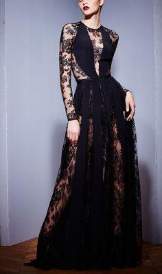 Myrish lace gown for a Braavosi courtesan, Zuhair Murad
