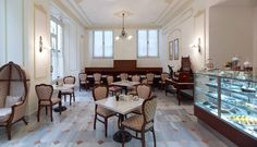 Pera Palace Heotel, Jumeirah, Istanbul - Patisserie de Pera