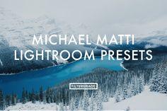 Michael Matti Lightroom Presets