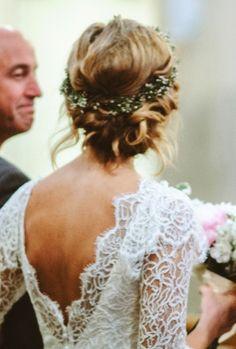 vintage wedding hairstyles for short hair