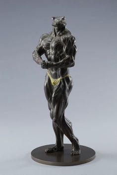 Whimsical Anatomy Sculptures of Masao Kinoshita