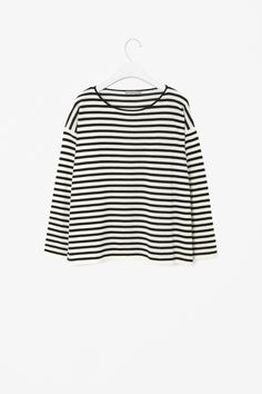 COS - Wide-cut stripe top