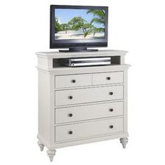 Bermuda 4 Drawer Dresser