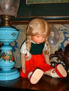 post war doll