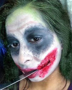Why so serious son ?!? . . . Spooky week video 1 : The Joker . . . Click the link in my bio and make sure to subscribe ❤️. . . . .…