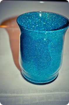 Cute, glittery cups!! (Red)
