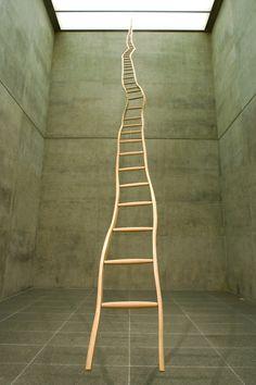 Martin Puryear - Ladder for Booker T. Washington, 1996