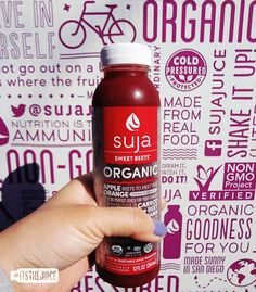 When nutrition is the best ammunition… #itsthejuice #suja