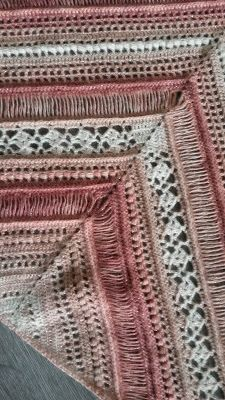 (NL) So chic shawl part 4