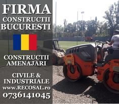 Ce firme executa servicii de asfaltari in Bucuresti ?