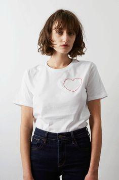 Image of The personalized tee-shirt white / unisexe