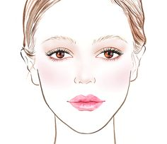 Beauty Video - beauty how to video for Neutrogena, art directed by celebrity makeup artist Elizabeth Ulloa Brow Tutorial, Beauty Illustration, Illustrators On Instagram, Face Hair, Neutrogena, Whimsical Art, Art Sketches, Art Girl, Eyebrows