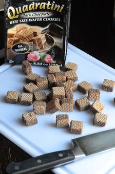 Cookies & Cream Waffles / #PureIngredients   Always Order Dessert by @Alejandra Ramos