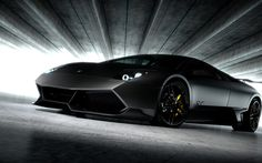 Marussia B1 Black Car Wallpaper HD For Desktop & Mobile