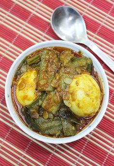 Egg recipes - Collection of 52 anda recipes - Swasthi's Recipes Fried Fish Recipes, Veg Recipes, Curry Recipes, Side Dish Recipes, Indian Food Recipes, Vegetarian Recipes, Cooking Recipes, Ethnic Recipes, Andhra Recipes