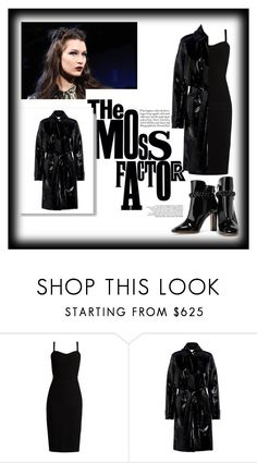 """""""PATENT LEATHER"""" by gunterpiggy ❤ liked on Polyvore featuring Pat McGrath, MaxMara, Carven and Valentino"""