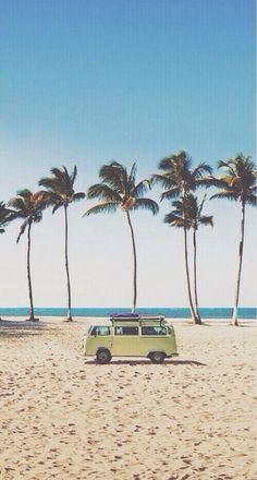 Venice Beach, California. - always dreamin'!