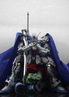 Customized Gundam