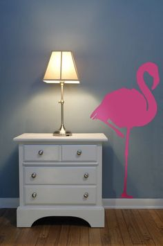 i love flamingos