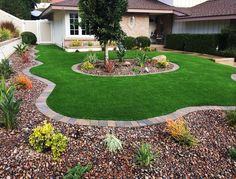 55 best front yard pathway landscaping ideas 43 – Home Design Ideas - small front yard landscaping ideas Small Front Yard Landscaping, Front Yard Design, Landscaping With Rocks, River Rock Landscaping, Backyard Patio, Backyard Landscaping, Landscaping Ideas, Design Jardin, Xeriscaping