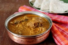 Mangalorean chicken curry - special dish of the Bunt community. Kori Gassi or Mangalore chicken curry with coconut goes well pundi, rotti, neer dosa & rice.