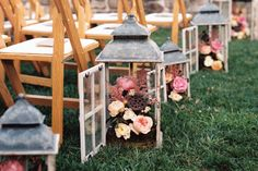 Inspiration Wednesday: Outdoor Ceremony Decor - Perpetually Daydreaming