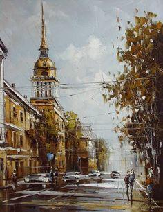 St.Petersburg ~ by Yury Khavanski (Belarus)