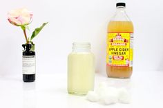 DIY Toner with ACV3