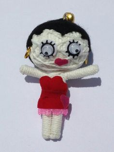 Betty Boop / String Doll World