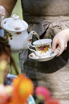 More Tea?