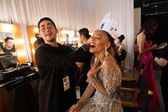 MAC Makeup Artists Take Us Backstage at Miss Universe 2016 Mac Makeup Artists, Prom Dresses, Formal Dresses, Backstage, Ph, Universe, Check, Beauty, Fashion