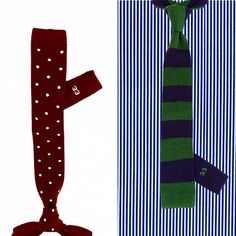 33 | Another 2 shirt & tie combo suggestions  www.treinta-tres.com #33 #tie #shirtandtie #stripesonstripes