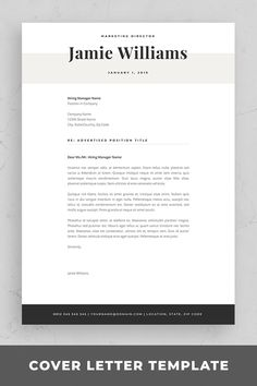 Creative Cover Letter, Cover Letter Tips, Free Cover Letter, Cover Letter Design, Writing A Cover Letter, Cover Letter Example, Cover Letter For Resume, Cover Letter Template, Letter Templates