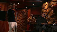 Daft Punk + Pharrell Williams + Stevie Wonder + Nile Rodgers - Get Lucky - Live 56th Annual Grammy Awards 2014