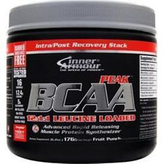 You get better quality Supplements for you money! INNER ARMOUR BCAA Peak 6.2 oz Better Quality SaveUmore #INNERARMOUR