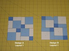 Neighborhood Quilt Club: Disappearing Nine Patch Tutorial