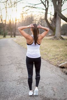weekly fitness routine, weekly workout routine, leg day, arm workouts, leg exercises, arm exercises, full body exercises // grace wainwright from @asoutherndrawl