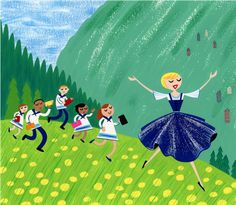The walls are alive with the sound of music - Cool Mom Picks