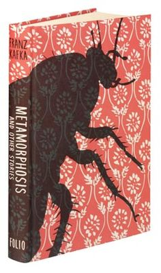 Metamorphosis, published by The Folio Society. Illustrations by Bill Bragg.