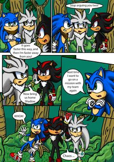 Page 7 Story belongs to Characters belong to SEGA. Lineart and coloring made by me. I hope you like it Coloring, Comic Books, Characters, Comics, Baby, Figurines, Cartoons, Cartoons, Baby Humor